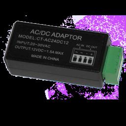 ac24 dc12 - AC to DC Converter