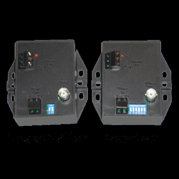 active balun pair 600x600 - Active Pair Video Baluns