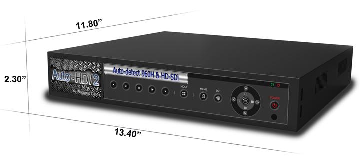 auto hd 2 dimensions large - HD-SDi / 960h DVR