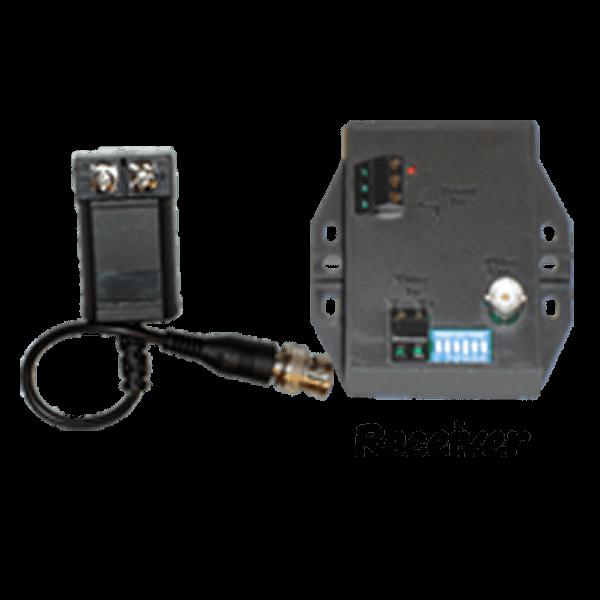 np balun active receiver 600x600 - Passive & Active Receiver Video Baluns