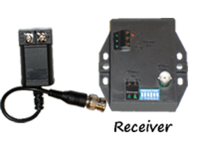 passive active lg - Passive & Active Receiver Video Baluns