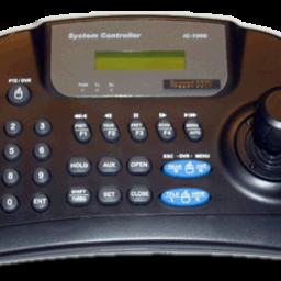 ptz dvr controller 256x256 - PTZ & DVR Controller