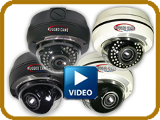 sentry dome camera series - Technical Support