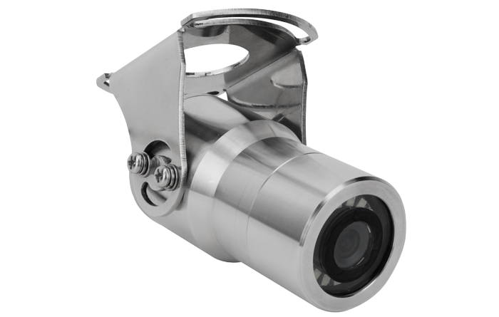 Stronghold Stainless steel multi purpose camera