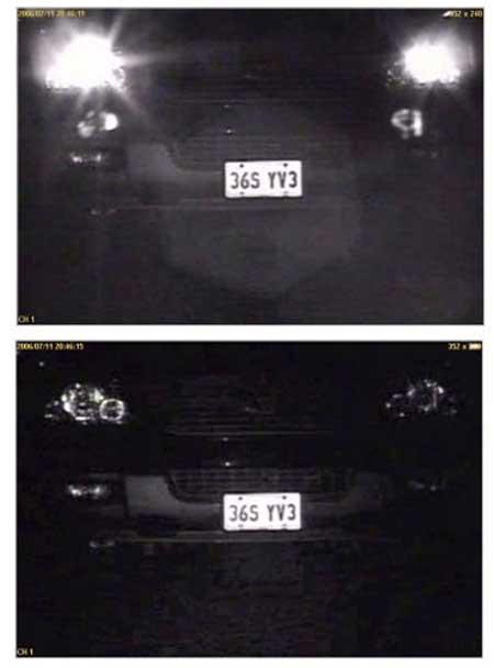 tagshotIII headlights lg - License Tag Capture