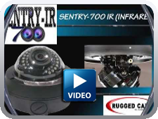 video image 1 - Sentry Dome Camera