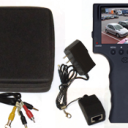 "LCCCTV35 128x128 - 3.5"" LCD Lens Selector"