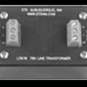RLT870 128x128 - 70V Line Transformer