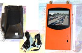 """TMLensOrange - 3.5"""" LCD Lens Selector"""