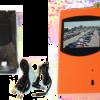 "TMOrange 100x100 - 3.5"" LCD Lens Selector"