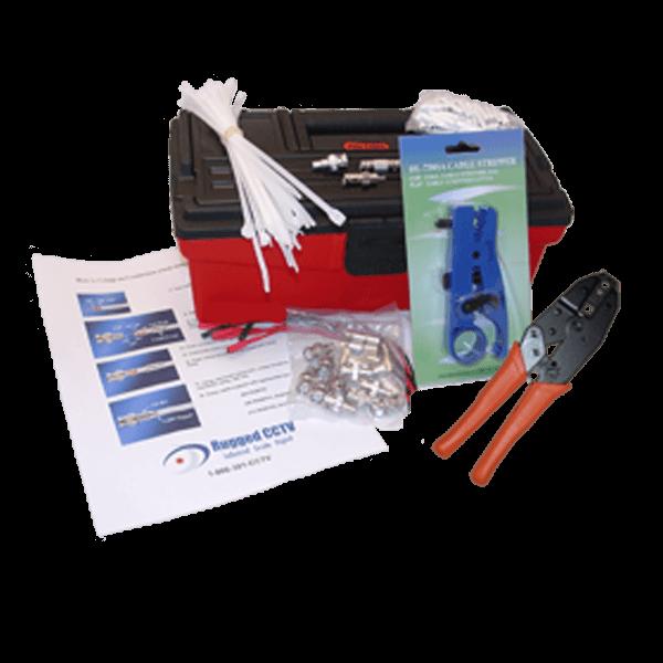 coax tool kit 600x600 - Installation Tools Kits