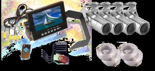four camera waterproof package 510x236 - 4 Channel 4 Camera Waterproof Package