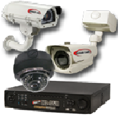 HD-SDi DVR's and Cameras