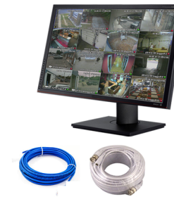 "hd megapixel ptz 22monitor package 247x300 - Ruff Ride HD PTZ Camera 22""Monitor package"