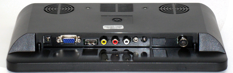 "monitor connections large - 10.1"" HD Wall Mount Monitor"