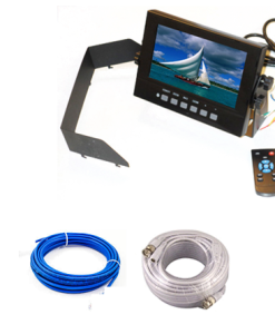 "ptz wp monitor package 247x300 - Ruff Ride PTZ Camera & 7"" Waterproof Monitor Package"
