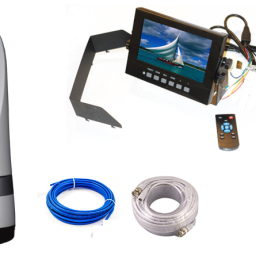 "ptz wp monitor package 256x256 - Ruff Ride PTZ Camera & 7"" Waterproof Monitor Package"