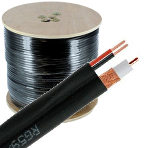 rg59 direct lg - Siamese Direct Burial Video/Power Cable