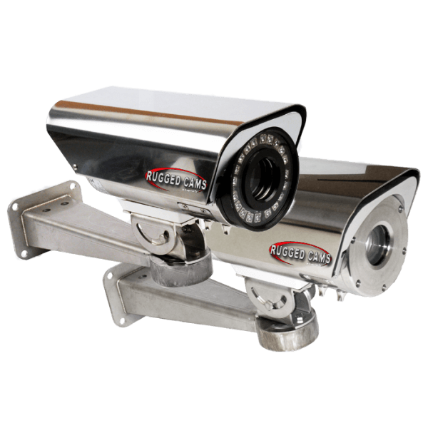 ruff nex stainless steel bullet cameras 600x600 - Explosion Proof Cameras