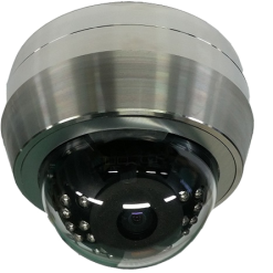 rugged domes stainless steel dome camera 247x247 - Rugged Dome IP Stainless Steel Camera