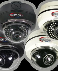 HD-SDi Dome Cameras
