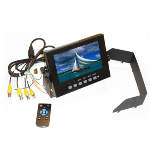 "waterproof monitor main page img 1 510x510 - 7"" WaterProof Monitor Closeout"