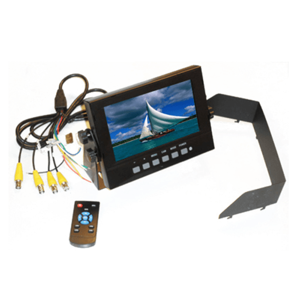 "waterproof monitor main page img 1 600x600 - 7"" WaterProof Monitor Closeout"