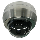 Stainless Steel Dome Cameras