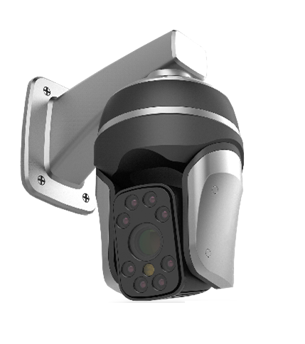 IMAGE: Night Scout Infrared PTZ Camera side view