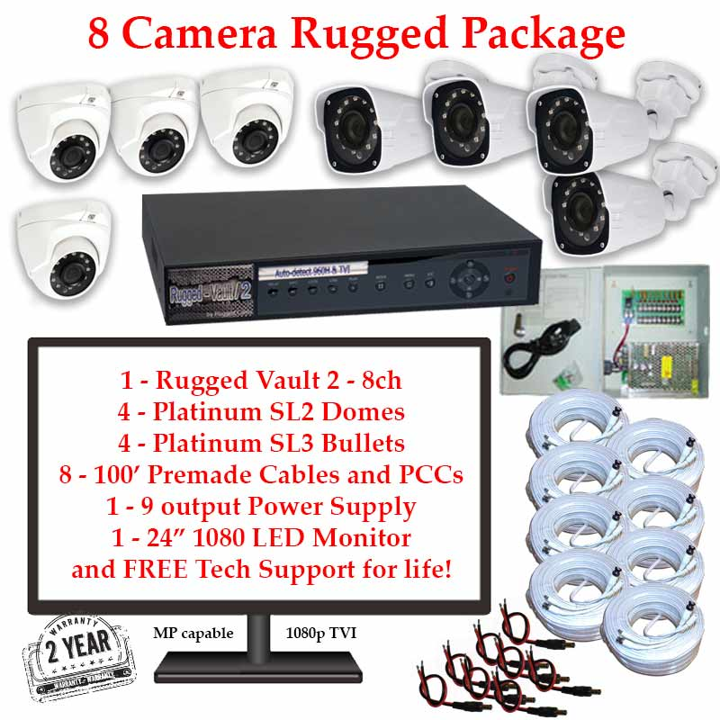 rugged package 8cam - Product Showroom