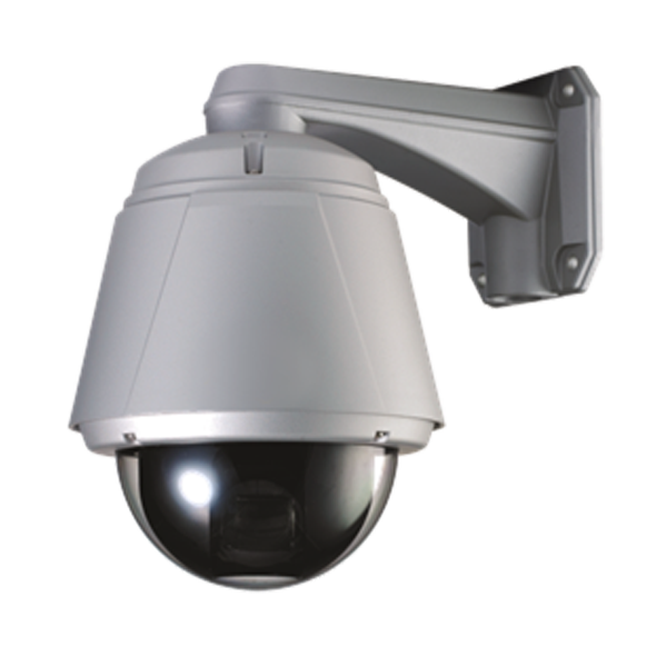 scout iv side view 600x600 - Scout TVI Outdoor Rated PTZ Camera