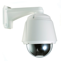 scout tvi ptz 247x247 - Scout TVI Outdoor Rated PTZ Camera