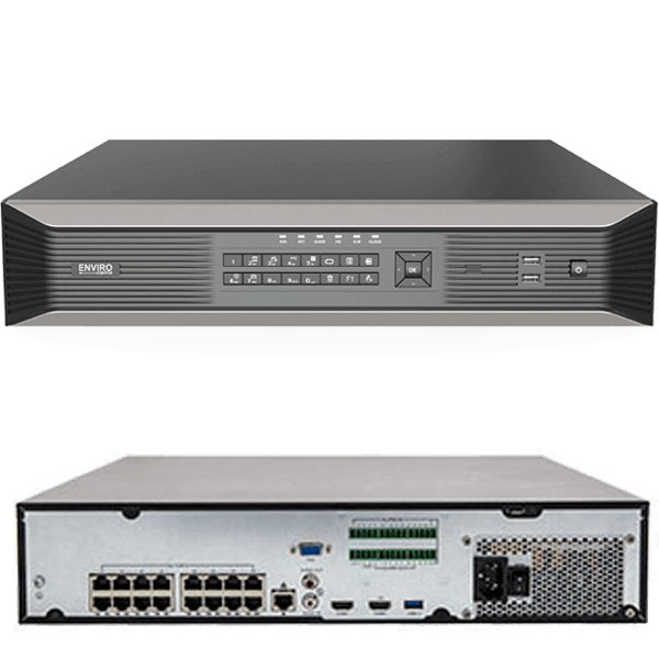 16 32 channel nvr 600x600 - <b>16 & 32 Channel</b><br>NVR's