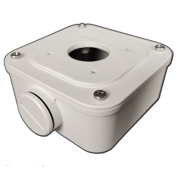 bantam junction box 600x600 - Junction Box for Bantam Bullet Camera