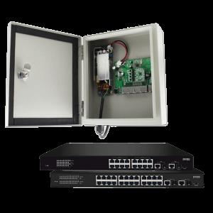 POE Gigabit Switches Indoor/Outdoor