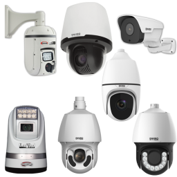 PTZ Cameras & Controllers