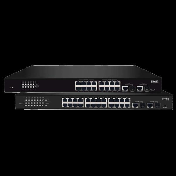 switches 600x600 - POE Gigabit indoor Switches