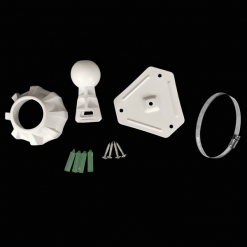 IMAGE: Contents of single Panel wireless kit