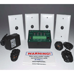 audio kits - Closeout on Security Camera Systems