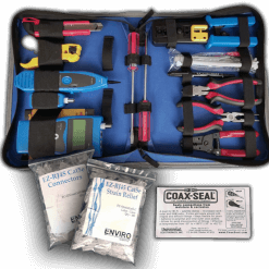 Large cat5 tool kit 247x247 - Large Professional Tool Kit Cat5e
