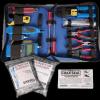 Large cat6 tool kit 100x100 - Large Professional Tool Kit Cat5e