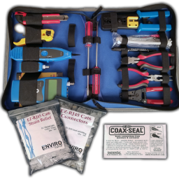 Large cat6 tool kit 256x256 - Large Professional Tool Kit Cat6
