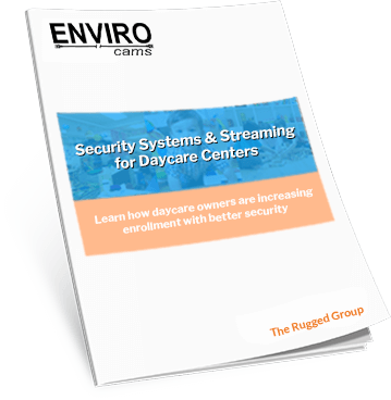 book 1 - Daycare Security Cameras & Live Streaming