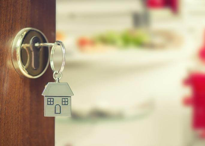 residential lock key - Protecting Your Home with Security Cameras