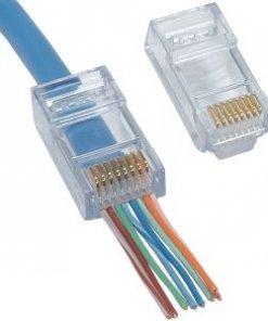 EC EZRJ45 300x300 247x296 - Cat5e EZ RJ45 Connectors