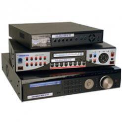 DVR HD-TVI Security Recorders