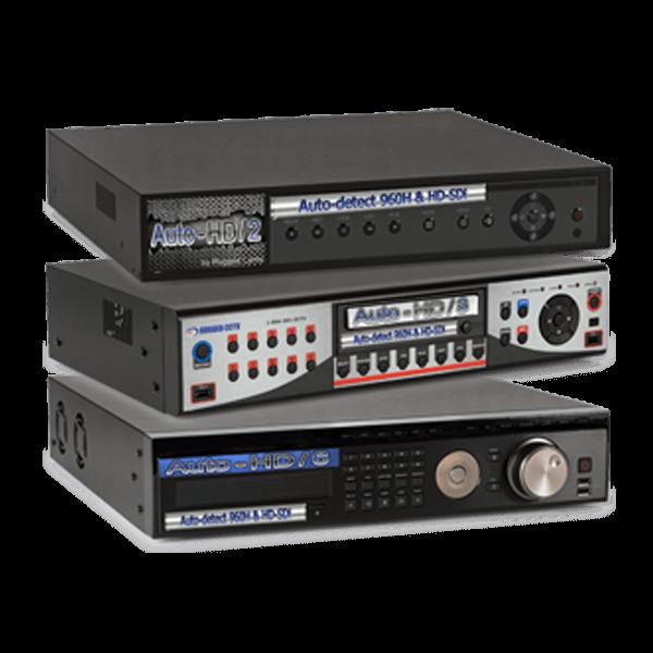 auto hd drvs 600x600 - HD-SDi / 960h DVR