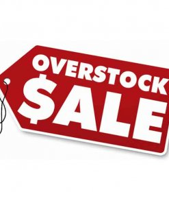 overstock sale 247x296 - Product Showroom