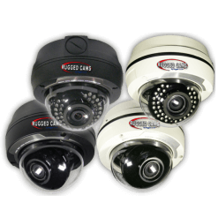 HD-SDi Dome Cameras