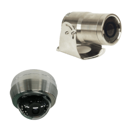 Stainless Steel IP Cameras
